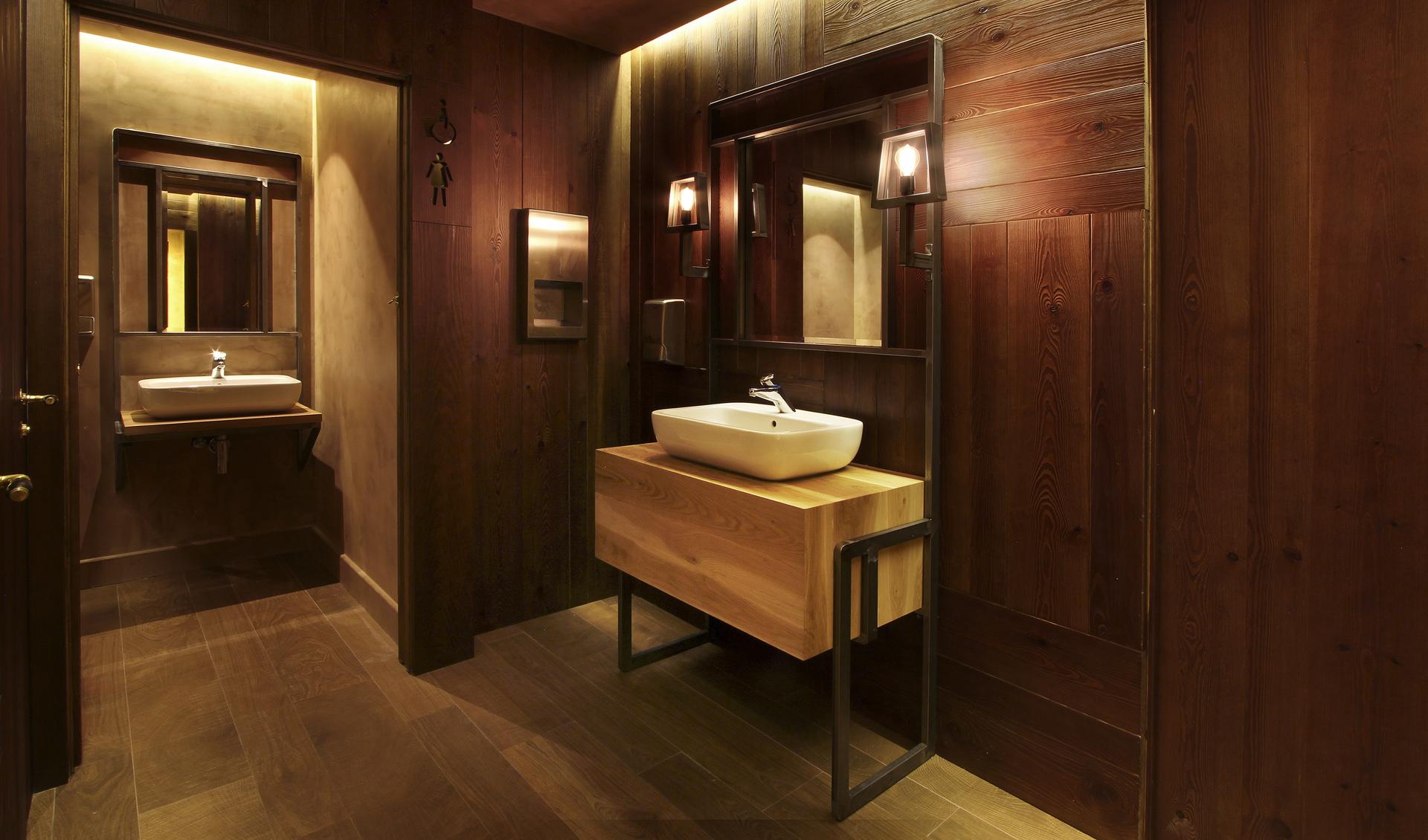 Bilbaoberria lavabo aseos verno